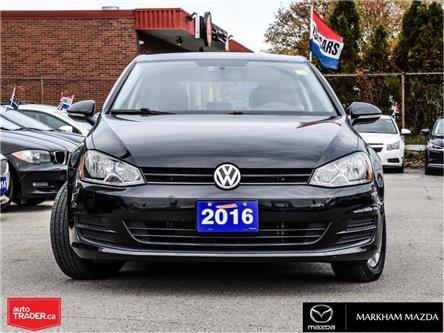 2016 Volkswagen Golf 1.8 TSI Trendline (Stk: D5200023A) in Markham - Image 2 of 26