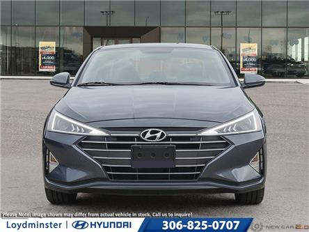 2020 Hyundai Elantra Preferred (Stk: 0EL8587) in Lloydminster - Image 2 of 23