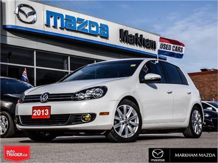 2013 Volkswagen Golf  (Stk: P1919A) in Markham - Image 1 of 28