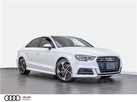 2019 Audi S3 2.0T Progressiv (Stk: 53004A) in Ottawa - Image 1 of 20
