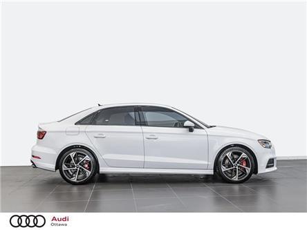 2019 Audi S3 2.0T Progressiv (Stk: 53004A) in Ottawa - Image 2 of 20
