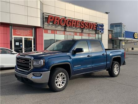 2017 GMC Sierra 1500 SLE (Stk: HG395901) in Sarnia - Image 1 of 14