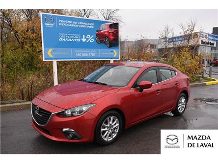 2015 Mazda Mazda3 GS (Stk: T53651A) in Laval - Image 1 of 17