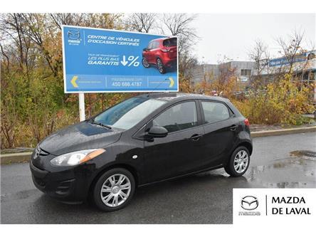 2012 Mazda Mazda2 GX (Stk: 52615A) in Laval - Image 1 of 14
