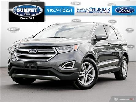 2016 Ford Edge SEL (Stk: 19H7215A) in Toronto - Image 1 of 27