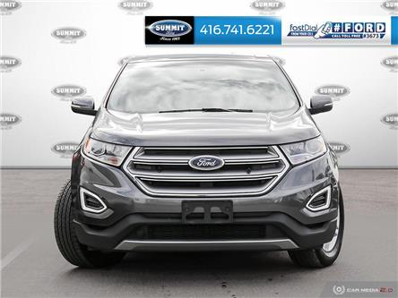 2016 Ford Edge SEL (Stk: 19H7215A) in Toronto - Image 2 of 27