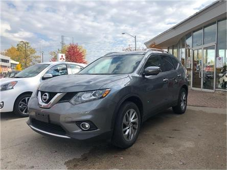 2015 Nissan Rogue SL (Stk: U3087) in Scarborough - Image 1 of 10