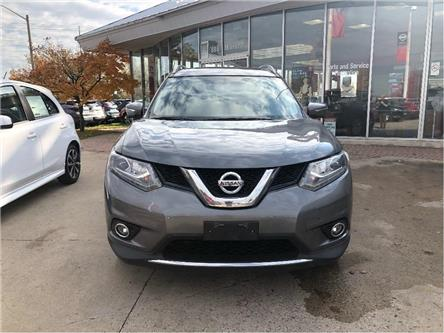 2015 Nissan Rogue SL (Stk: U3087) in Scarborough - Image 2 of 10