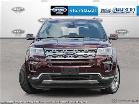 2019 Ford Explorer Limited (Stk: 19T5877) in Toronto - Image 2 of 24