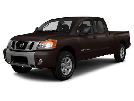 2014 Nissan Titan SV (Stk: P2032) in Smiths Falls - Image 1 of 9