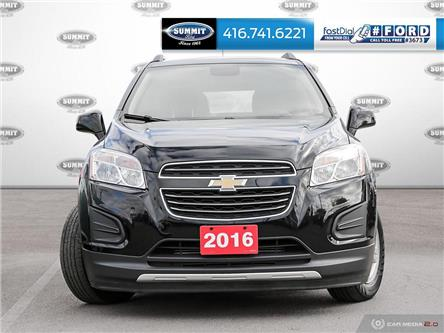 2016 Chevrolet Trax LT (Stk: 19H6393A) in Toronto - Image 2 of 27