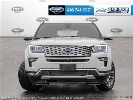 2019 Ford Explorer Platinum (Stk: 19T5924) in Toronto - Image 2 of 23
