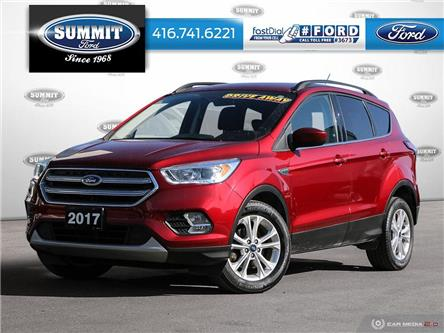 2017 Ford Escape SE (Stk: P21327) in Toronto - Image 1 of 27
