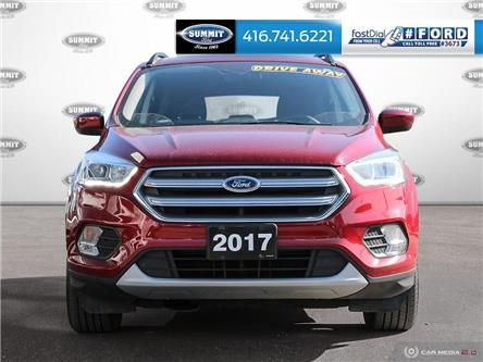2017 Ford Escape SE (Stk: P21327) in Toronto - Image 2 of 27