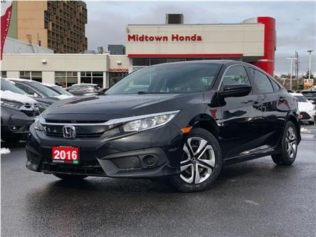 2016 Honda Civic LX (Stk: 2192420A) in North York - Image 1 of 26