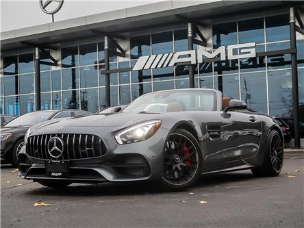 2018 Mercedes-Benz AMG GT C Base (Stk: 39388A) in Kitchener - Image 1 of 28
