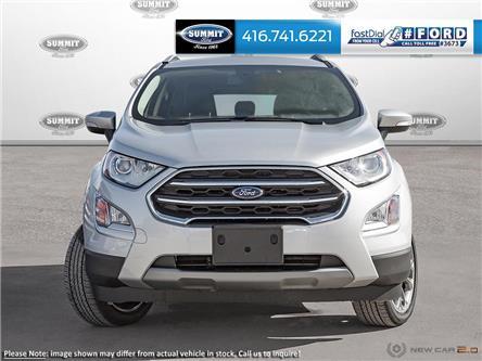 2019 Ford EcoSport Titanium (Stk: 19L6035) in Toronto - Image 2 of 23