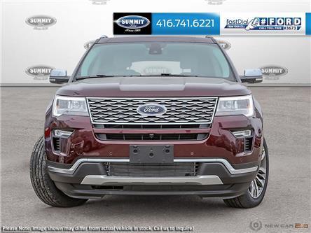 2019 Ford Explorer Platinum (Stk: 19T5922) in Toronto - Image 2 of 23