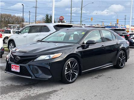2018 Toyota Camry XSE V6 (Stk: W4909) in Cobourg - Image 1 of 24