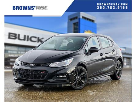 2018 Chevrolet Cruze LT Auto (Stk: T19-370AA) in Dawson Creek - Image 1 of 17