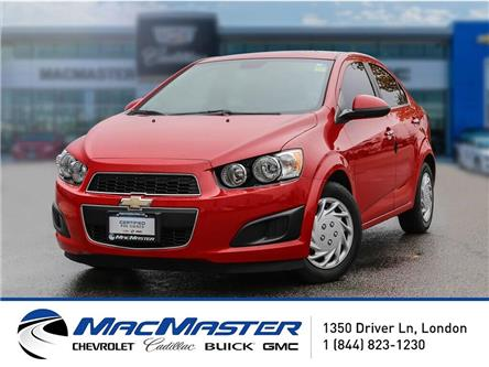 2012 Chevrolet Sonic LT (Stk: 90790A) in London - Image 1 of 10