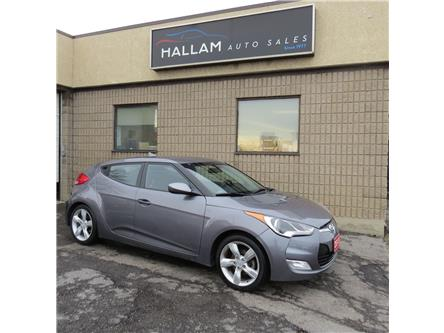 2013 Hyundai Veloster Base (Stk: ) in Kingston - Image 1 of 15