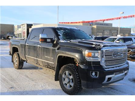 2018 GMC Sierra 3500HD Denali (Stk: 171091) in Medicine Hat - Image 1 of 20