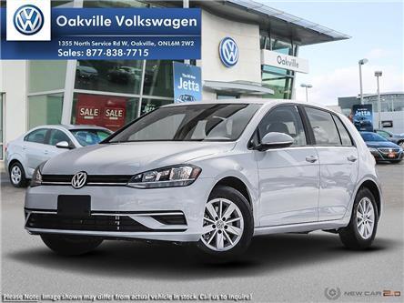 2019 Volkswagen Golf 1.4 TSI Comfortline (Stk: 21176) in Oakville - Image 1 of 23