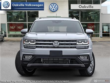 2019 Volkswagen Atlas 3.6 FSI Execline (Stk: 21282) in Oakville - Image 2 of 2