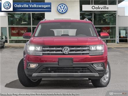 2019 Volkswagen Atlas 3.6 FSI Comfortline (Stk: 21056) in Oakville - Image 2 of 2