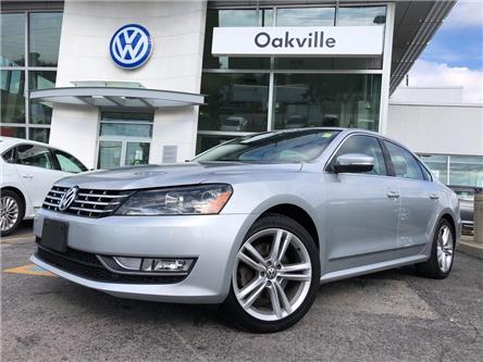 2015 Volkswagen Passat 2.0 TDI Highline (Stk: 5972V) in Oakville - Image 1 of 19