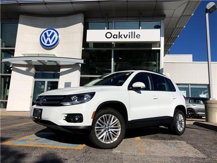 2016 Volkswagen Tiguan Special Edition (Stk: 5990V) in Oakville - Image 1 of 16