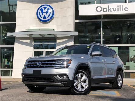 2019 Volkswagen Atlas 3.6 FSI Highline (Stk: 6028V) in Oakville - Image 1 of 19