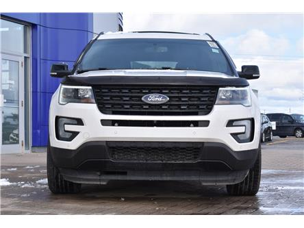 2017 Ford Explorer Sport (Stk: A0023) in Ottawa - Image 2 of 29