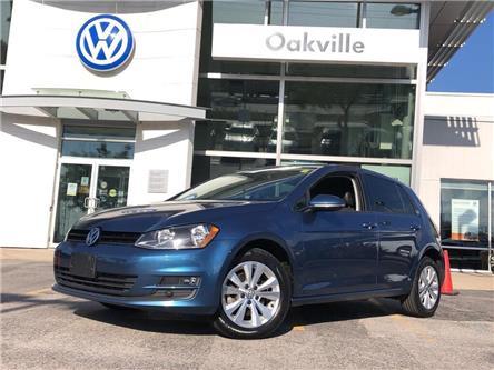 2015 Volkswagen Golf 2.0 TDI Comfortline (Stk: 6057V) in Oakville - Image 1 of 18