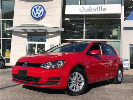 2016 Volkswagen Golf 1.8 TSI Trendline (Stk: 6078V) in Oakville - Image 1 of 18