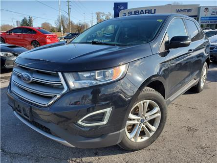 2016 Ford Edge SEL (Stk: 19S1255A) in Whitby - Image 1 of 8