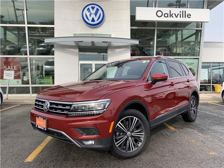 2019 Volkswagen Tiguan Highline (Stk: 6051V) in Oakville - Image 1 of 17