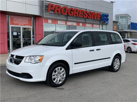 2017 Dodge Grand Caravan CVP/SXT (Stk: HR658469) in Sarnia - Image 1 of 18
