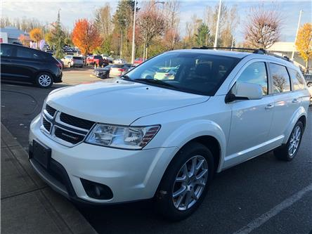 2012 Dodge Journey SXT & Crew (Stk: KT021589AA) in Abbotsford - Image 1 of 8