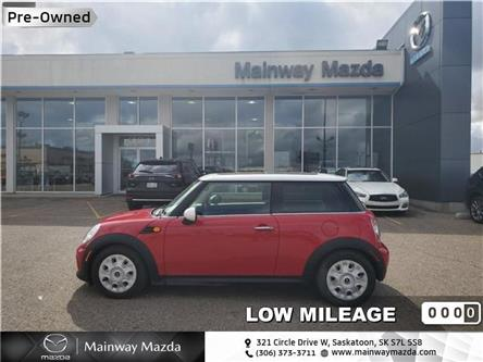 2013 MINI Cooper Base (Stk: M19216B) in Saskatoon - Image 1 of 19