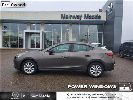 2016 Mazda Mazda3 GS (Stk: M19230A) in Saskatoon - Image 1 of 22