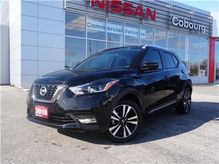 2019 Nissan Kicks SR (Stk: CKL557031P) in Cobourg - Image 1 of 27