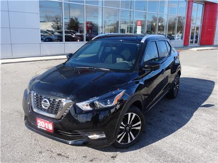 2019 Nissan Kicks SR (Stk: CKL557031P) in Cobourg - Image 2 of 27