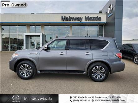 2019 Nissan Armada  (Stk: PR1568) in Saskatoon - Image 1 of 29