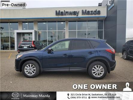 2016 Mazda CX-5 GS (Stk: N1578) in Saskatoon - Image 1 of 26