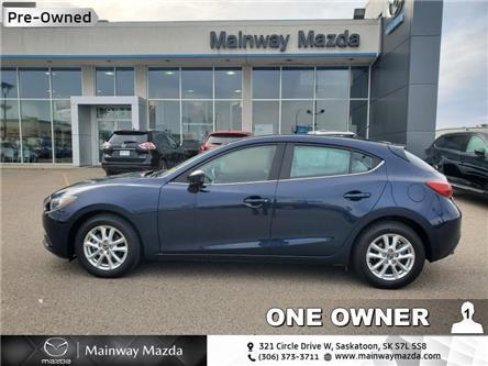 2015 Mazda Mazda3 GS (Stk: M19052A) in Saskatoon - Image 1 of 26