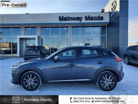 2017 Mazda CX-3 GT (Stk: M19240A) in Saskatoon - Image 1 of 26