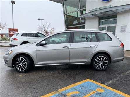 2015 Volkswagen Golf Sportwagon 1.8 TSI Highline (Stk: 7012V) in Oakville - Image 2 of 17