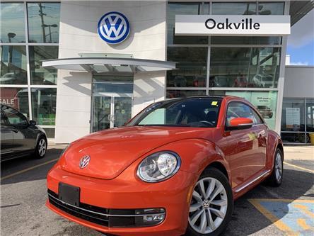 2016 Volkswagen Beetle 1.8 TSI Comfortline (Stk: 7013V) in Oakville - Image 1 of 15